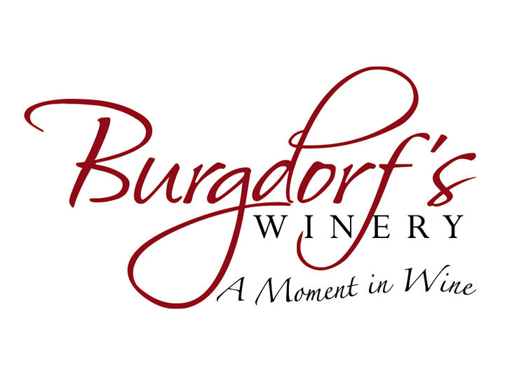 Burgdorf's Winery logo